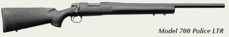 Remington 700 Police LTR (25737)