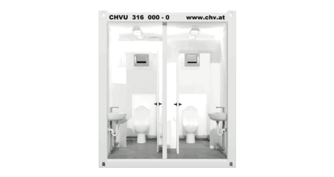 CHV-150DH-10ft-WC-Container-innen