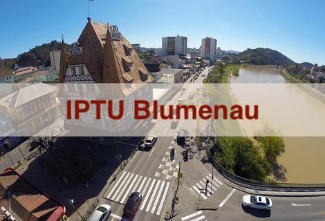 IPTU Blumenau SC
