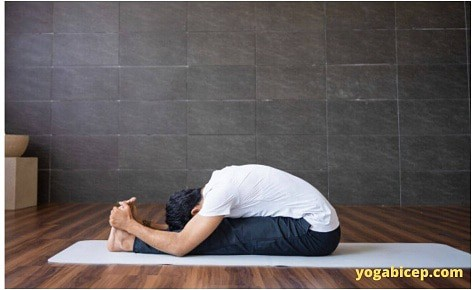 paschimottanasana seated forward bend  top 11 benefits