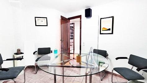 Asesoría Ligorred interior, sala de reuniones