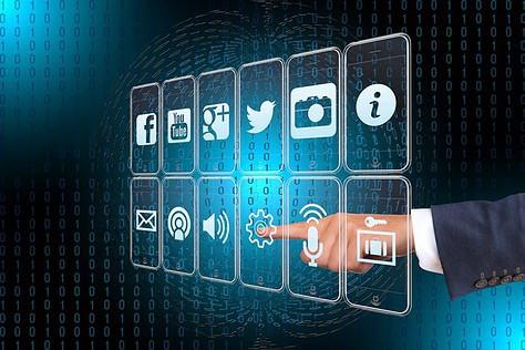 Screen representing automating multiple social media accounts