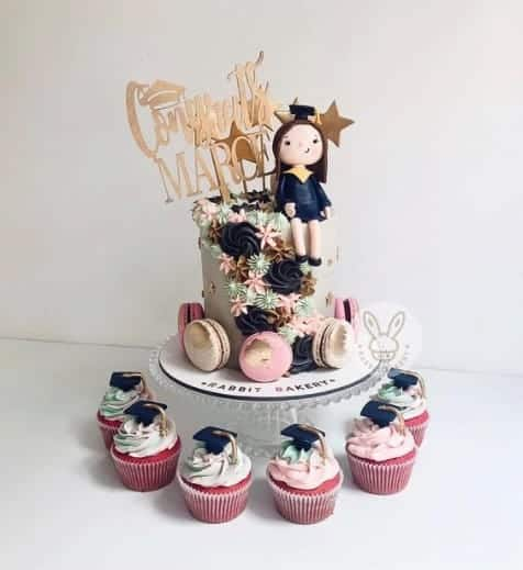 cuteOn Top of The World Cake