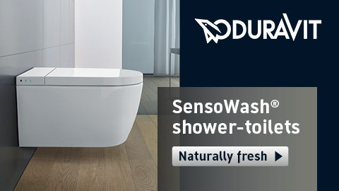 Duravit - mobile top banner 1