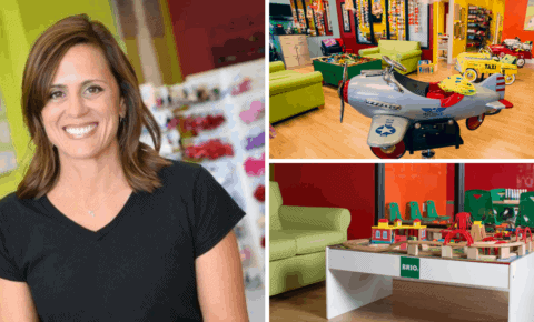 Why Pigtails & Crewcuts was the Perfect Franchise for this Career-Driven New Mom 1