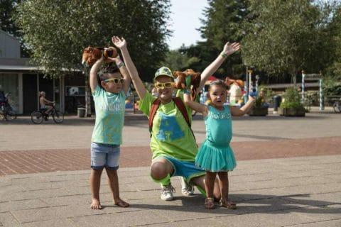 Rcn Roggeberg Vakantiepark Drents Friese Wold Alex