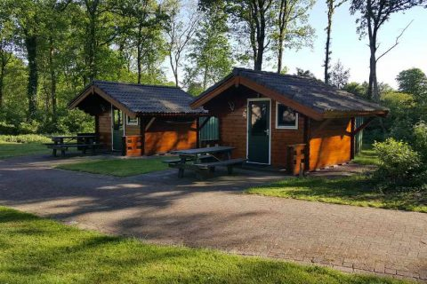 Park Drentheland Trekkershut