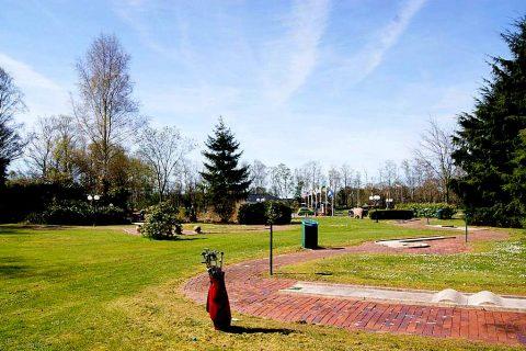 Midgetgolfbaan Drenthe