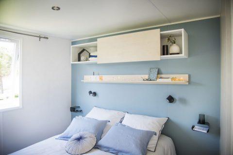Slaapkamer 2 Persoons Bed Chalet