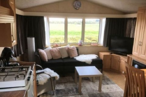 Camping Oude Willemsveldt Chalet Zithoek