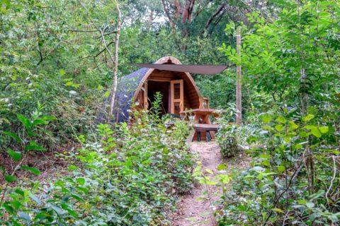 Pod Huren Drenthe Camping Diever