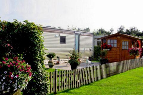 Vaste Standplaatsen Camping Rotandorp Drenthe