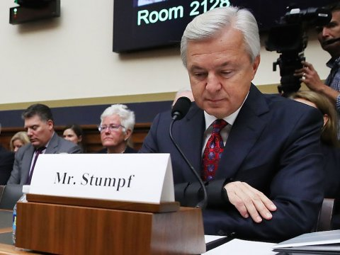 John Stumpf was the root cause of toxic culture at Wells Fargo
