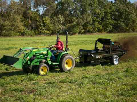85 PTO Manure Management