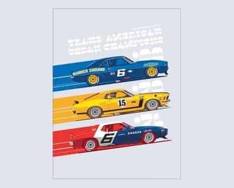 Misc Posters - Trans Am Champs - 18x24