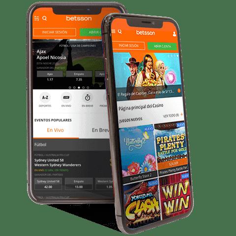 Odds, Mobile Games, Live Dealer