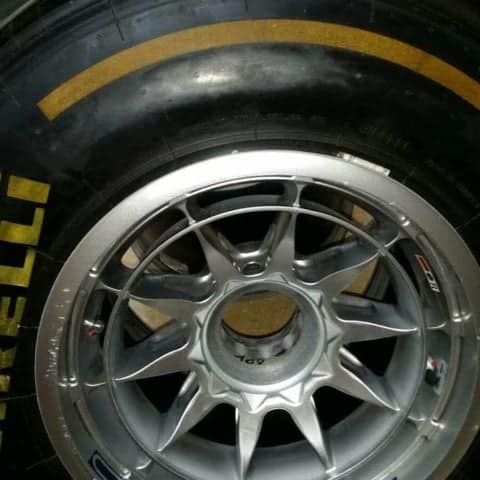 NOW SOLD-RB9 Seb Vettel 4TH Champ winning wheel.