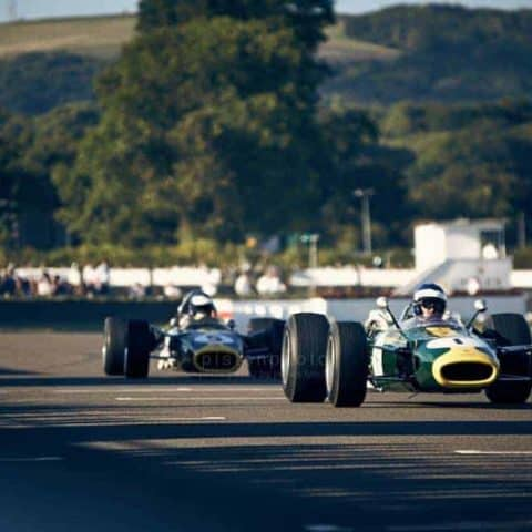Classic Lotus @ Revival - Photo Print