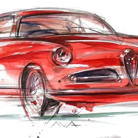 ALFA ROMEO 1900 Super Sprint 1956 - 1959