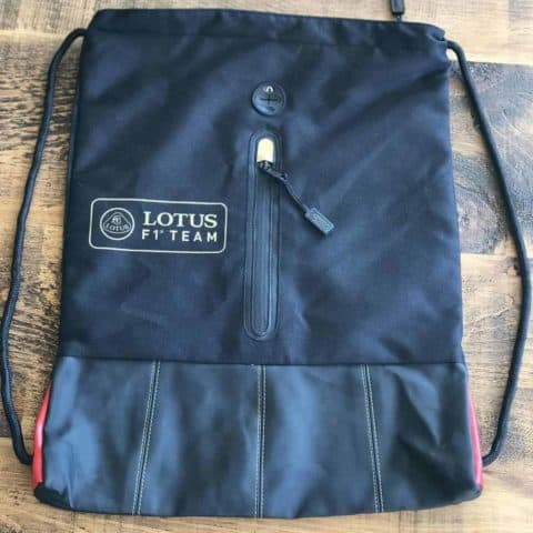 Lotus F1 Team Bag