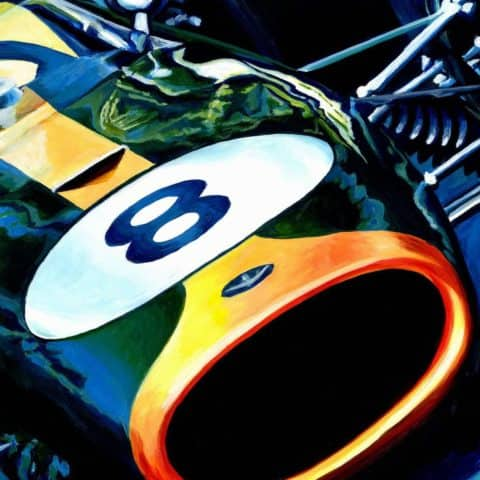 Sir Jack Brabham | 1966 F1 World Champion