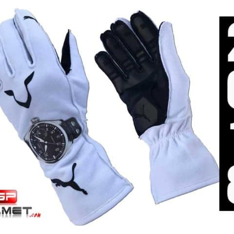 Lewis Hamilton 2018 Racing gloves F1