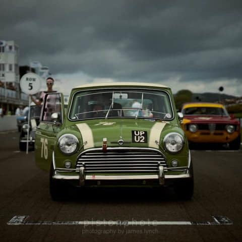 Mini Cooper S @ Goodwood Revival