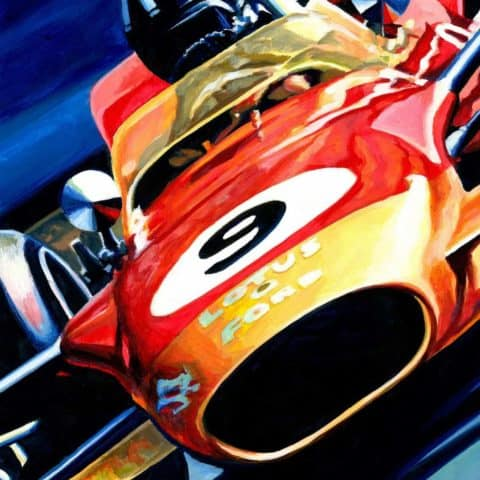 Graham Hill | 1968 F1 World Champion