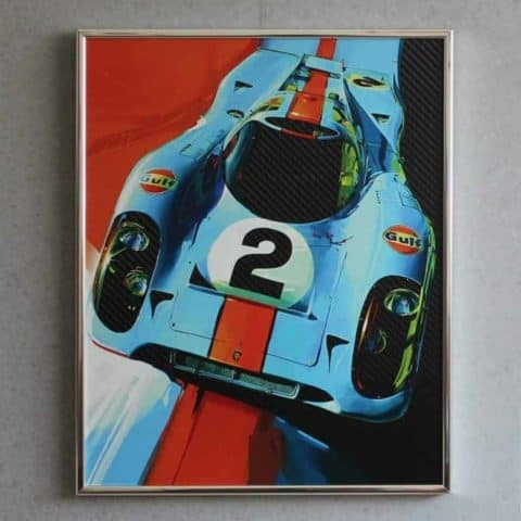 Just a Dream about Rodriguez in Porsche 917K 1970