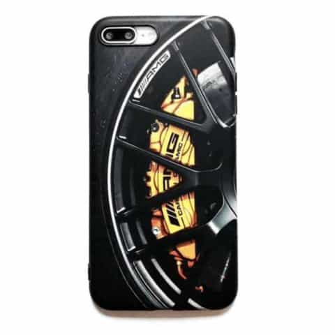 Speed Passion AMG Caliper Phone Case