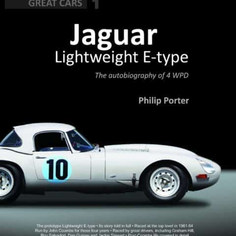 Jaguar Lightweight E-type - 4WPD