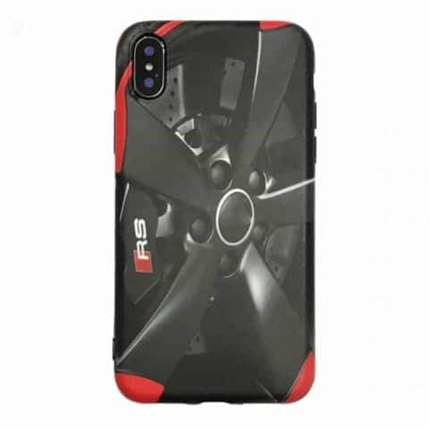 Speed Passion Audi RS Break Caliper Phone Case