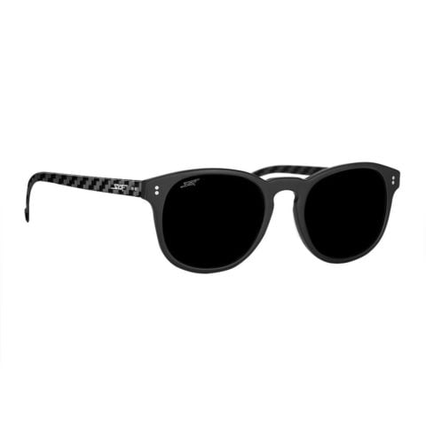 Real Carbon Fiber Sunglasses (Polarized Lens | Acetate Frames) ●THUNDER●