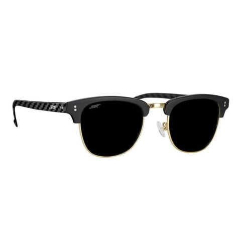 Real Carbon Fiber Sunglasses (Polarized Lens | Acetate Frames) ●MARINA●