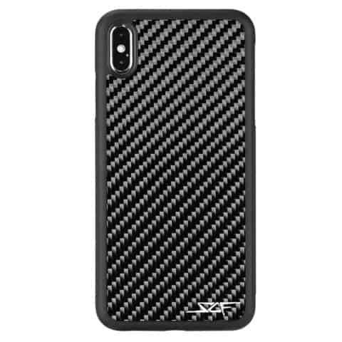 iPhone XS Max Real Carbon Fiber Phone Case | CLASSIC Series