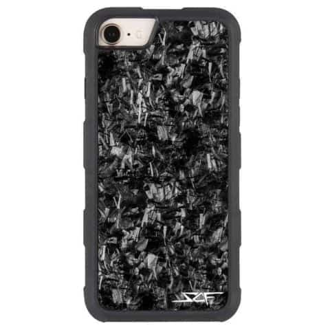 iPhone 6/7/8 Real Forged Carbon Fiber Case