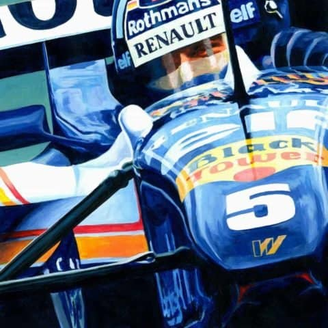 Damon Hill | 1996 F1 World Champion