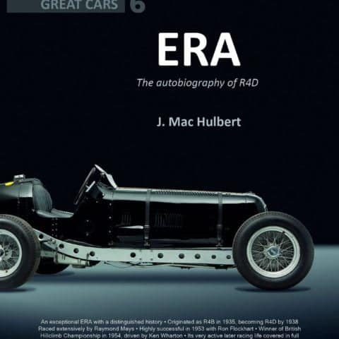 ERA R4D - The autobiography of R4D