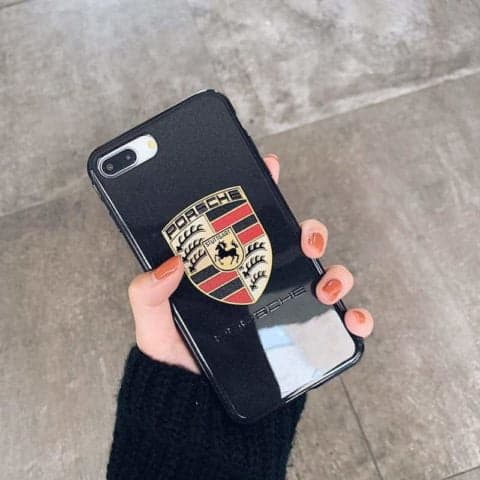 Porsche Silicone Phone Case for iPhone
