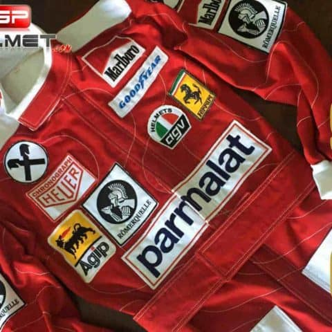 Niki Lauda 1976 Racing Suit / Team Ferrari F1