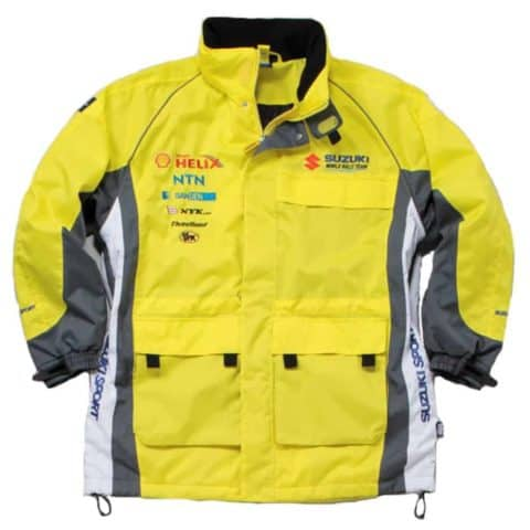 JACKET WRC Challenge Suzuki Sport World Rally Team Motorsport Heavy