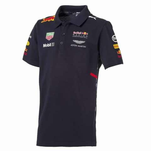 POLO kids Red Bull Racing Team childrenS Poloshirt Formula One F0