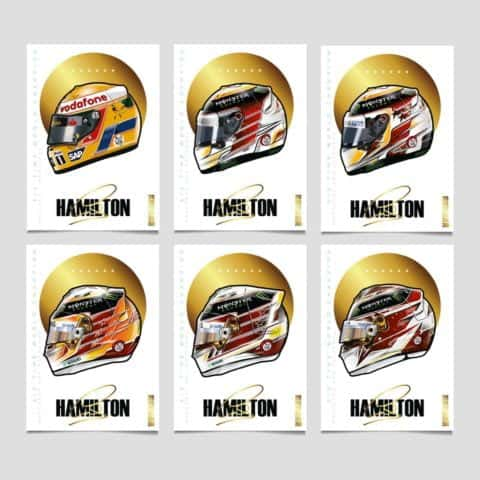 Lewis Hamilton: Special Championship Editions