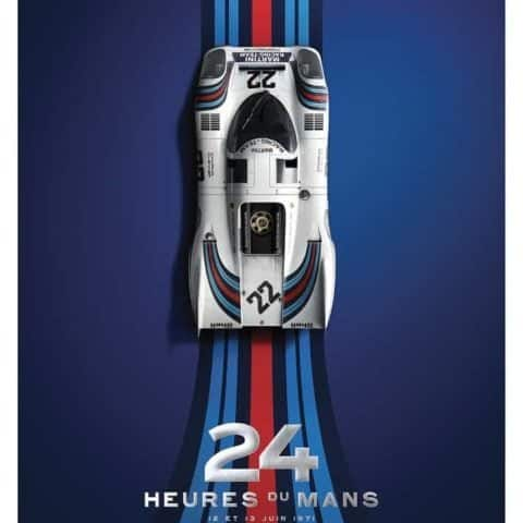 Porsche 917 - Martini - 24h Le Mans - 1971 | Collectors Edition