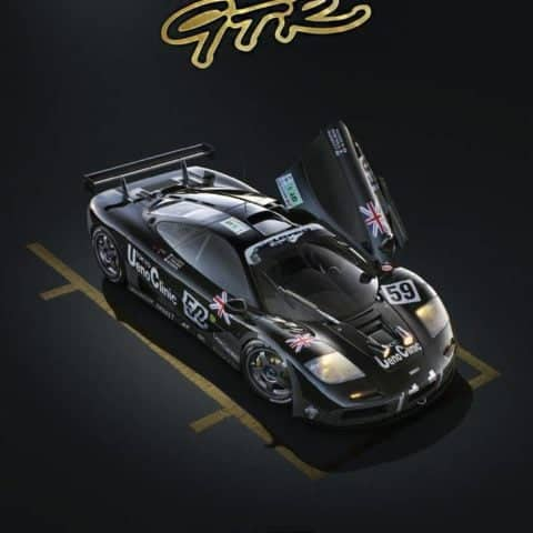 McLaren F1 GTR - 24h Le Mans | Collectors Edition