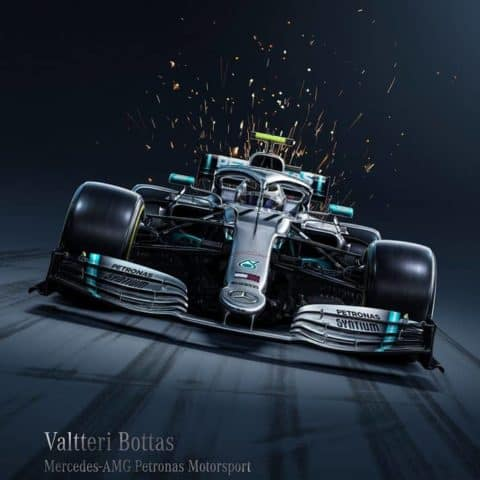 Mercedes-AMG Petronas Motorsport - Valtteri Bottas | Collectors Edition