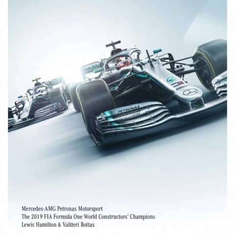 Mercedes-AMG Petronas Motorsport - Team - Limited Edition