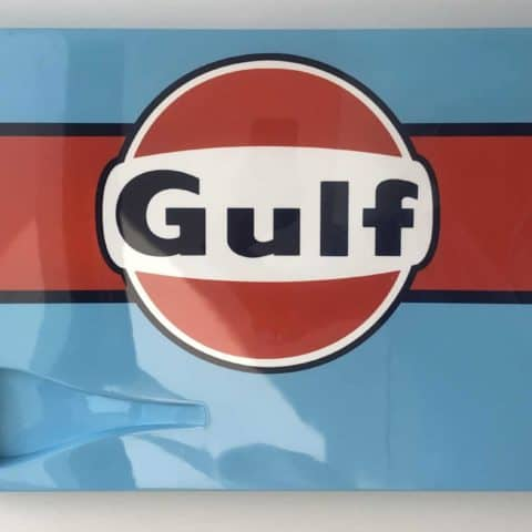 Homage to Gulf Livery