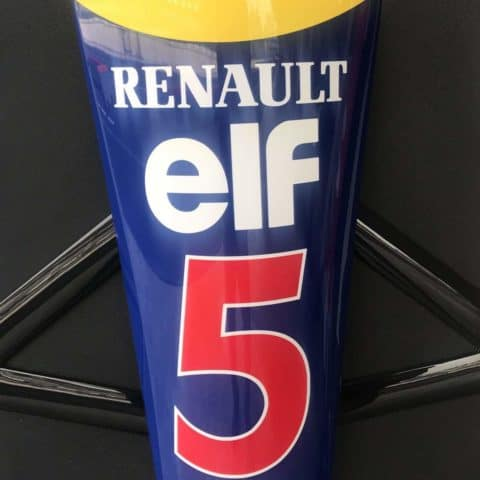 Nigel Mansell Red 5