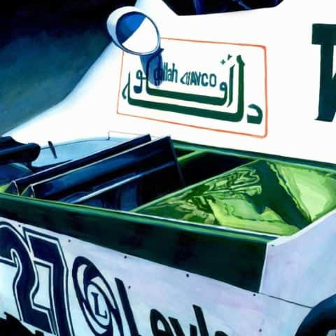 Alan Jones | 1980 F1 World Champion